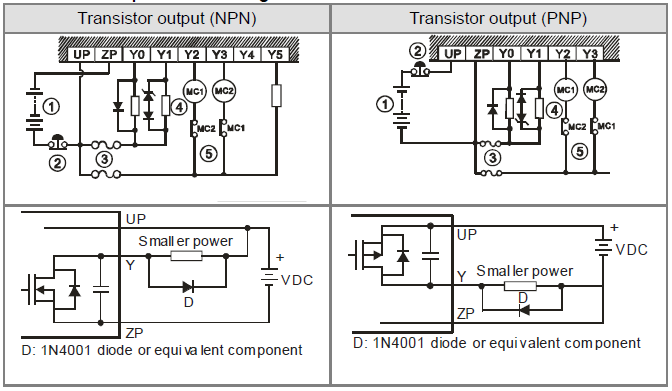 dvp 14ss2 dvp 14ss2 rh controltech ir How a Transistor Circuits Works Transistor Switch Circuit